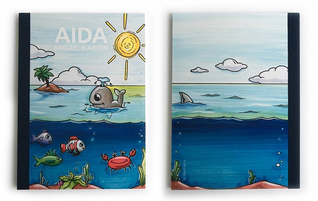 AIDA sketchbook