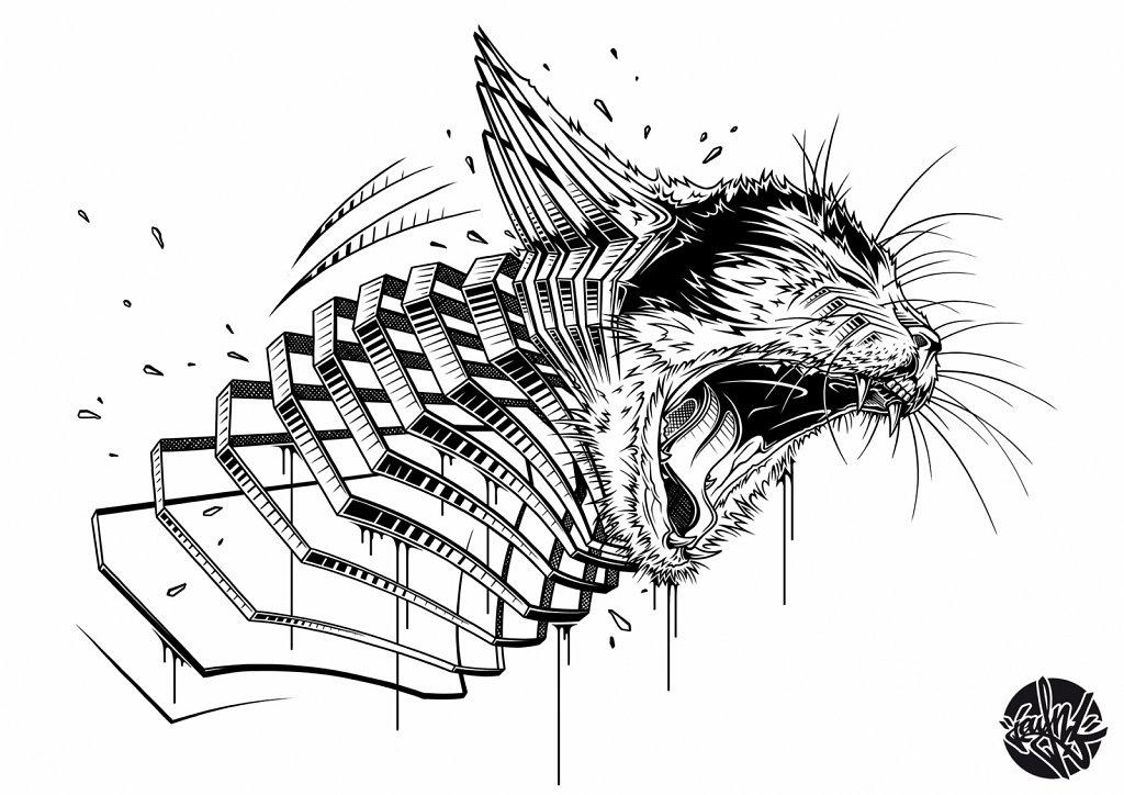 Cat Slice