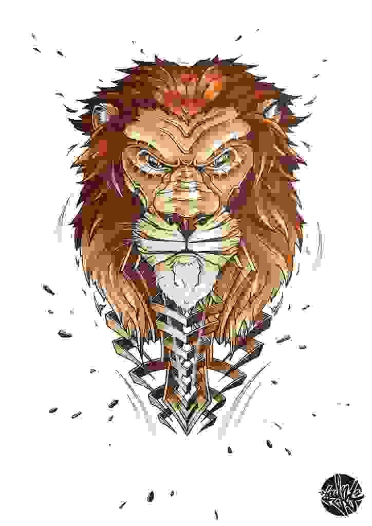 Lion Slice