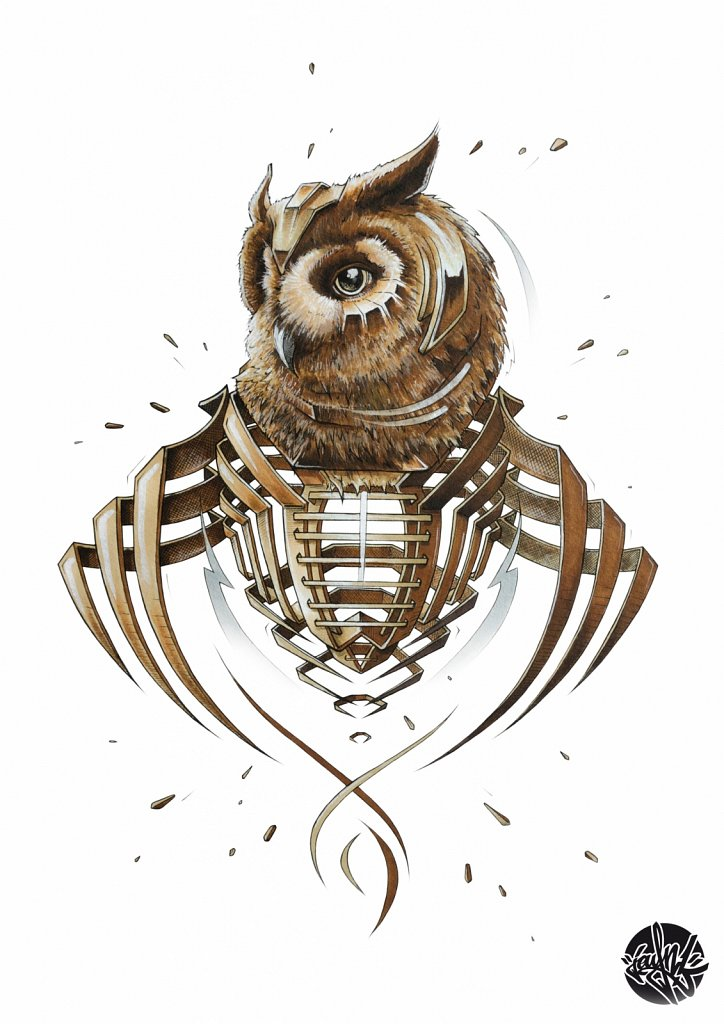 Owl Slice